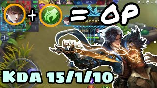 Video How to use Gusion in the current patch | Gusion Farming tip | Mobile Legends MP3, 3GP, MP4, WEBM, AVI, FLV September 2018