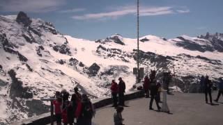Zermatt Switzerland  city photo : Gornergrat in Zermatt, Switzerland