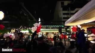 The Red Tiger Bangkok Nightlife