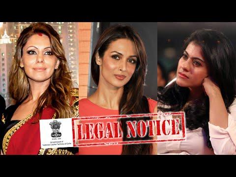 Gauri Khan, Kajol, Malaika Arora Khan Gets Legal N