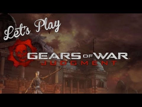 gaers of war - Geoff, Gavin, Michael, Ray, Jack and Ryan play a little free for all in Gears of War Judgement.