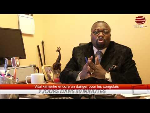 Wakantcha 365: Vital Kamerhe, encore un danger pour les congolais