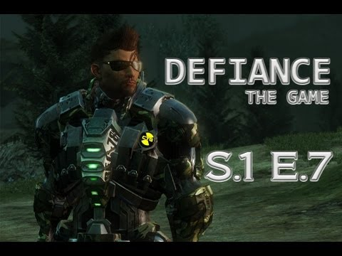 Defiance the game (episode 7) - Trouble at Happy Pow Ranch