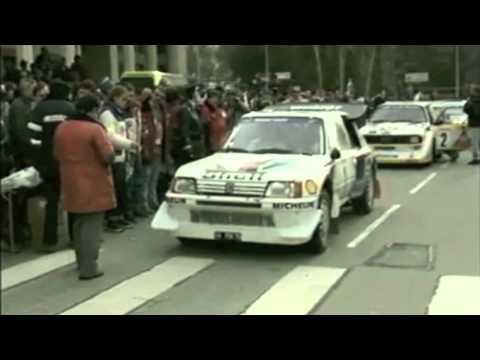 WRC Rally Monte Carlo 1986 Group B (deel 1)