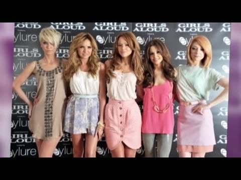 Celebrity Bytes: Girls Aloud Announce Reunion Tour – Splash News