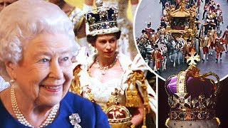 Video Queen Elizabeth's Coronation: The Most Surprising Revelations MP3, 3GP, MP4, WEBM, AVI, FLV April 2018