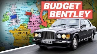 Living With The UK's Cheapest Bentley by Car Throttle