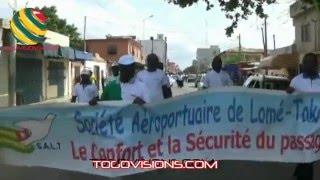 Le 1er mai 2016 à Lomé