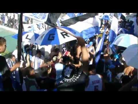 ALMAGRO VS ESTUDIANTES (2012) Se prepara la banda - La Banda Tricolor - Almagro