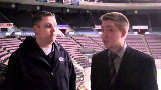 Cyclones Pregame Report 2/22/12