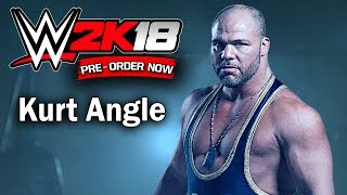 WWE 2K18 Kurt Angle Pre-order Trailer (Custom)We bet this is what figures on top of everyone's wishlist for WWE 2K18. The previous games in the series have long been plagued by the lack of smooth graphical detailing and lifeless animation. While WWE 2K17 came closer to achieving better standards in this regard than any of its predecessors, there's still a lot of room for improvement especially if we compare it with other present day sporting games.Here is my new video of WWE 2K18!Thank you so much for watching the video! If you could leave a like if you enjoyed that would be awesome, your support Motivates me ........! Also if you have not done already make sure to subscribe and turn on notifications so you never miss a video when i post! Thanks once again :)HAVE A GREAT DAY TO ALLL........... KEEP SMILINGkeep Supporting...... keep Loving.....Suggest me some cool ideas for my upcoming WWE 2K17 Videos.....in the Comment Section Below!For More on WWE 2K17 and WWE Games Visit http://www.thesmackdownhotel.com/ Follow me on Twitter : https://Twitter.com/MrCreeperHDYTPlatform : XBOX ONECapture Card : Elgato HD60Game : WWE 2K17Production Music courtesy of Epidemic Sound: http://www.epidemicsound.comRoyalty Free Music by http://audiomicro.com/royalty-free-music