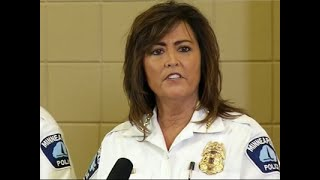"The Minneapolis police chief said Thursday that the fatal shooting of and Australian woman last weekend by a police officer ""should not have happened."" She also said officers should have had their body cameras recording. (July 20)Subscribe for more Breaking News: http://smarturl.it/AssociatedPress