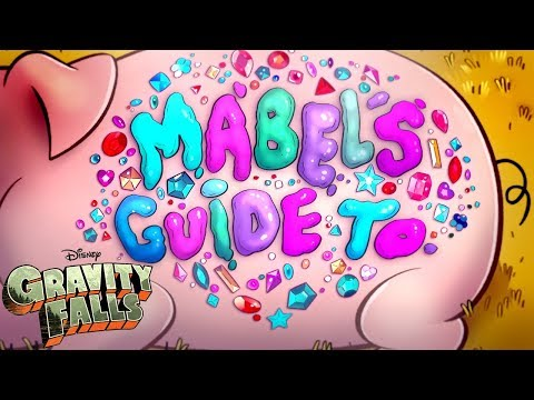 Mabel's Guide To Everything Supercut | Gravity Falls | Disney Channel