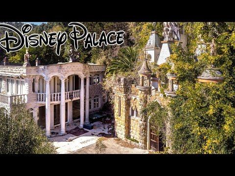 Verlaten Portugees Disney-paleis van een tech-tycoon-miljonair - vluchtte het land uit!