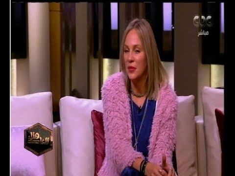 شيرين رضا: الجمهور يحب المناظر لكن أمه وأخته وابنته وزوجته لا