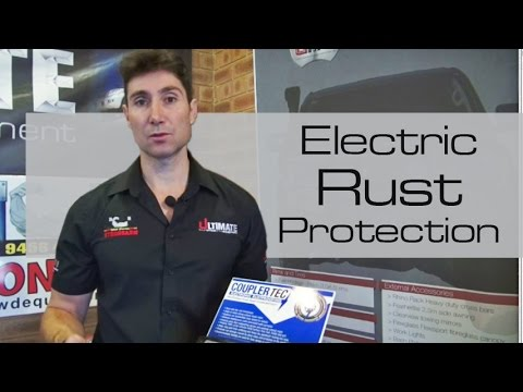Electric Rust Prevention Systems