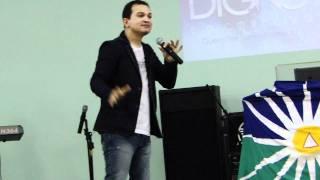 3º Congresso Digno é O Cordeiro - Davi Sacer - Pregação - Hgospel.com