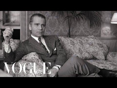 Karl Lagerfeld: el maestro de maestros