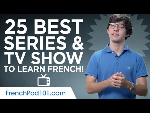 25 Best Series & TV Shows for French Learners
