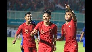 Video PSSI 88th U19 International Tournament: Indonesia vs China MP3, 3GP, MP4, WEBM, AVI, FLV September 2018