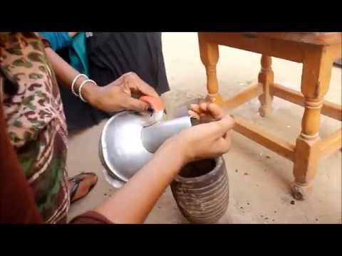 How To Make Sudanese Coffee (Jabana)