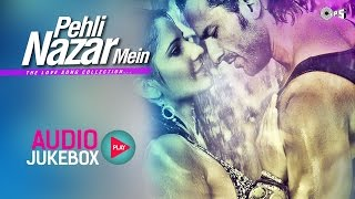Video Non Stop Love Song Collection - Pehli Nazar Mein | Audio Jukebox MP3, 3GP, MP4, WEBM, AVI, FLV Juni 2018