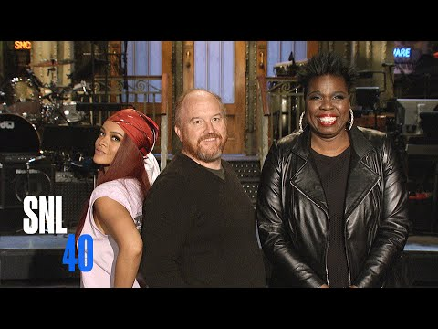 Rihanna and Louis C.K. Cause Leslie Jones To Lose Control