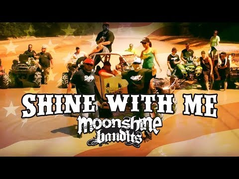 Moonshine Bandits – Shine With Me