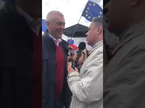 Łęski z TVP na pytanie Giertycha, dlaczego kłamca jest prezesem TVP stwierdza, że dlatego, iż go powołali