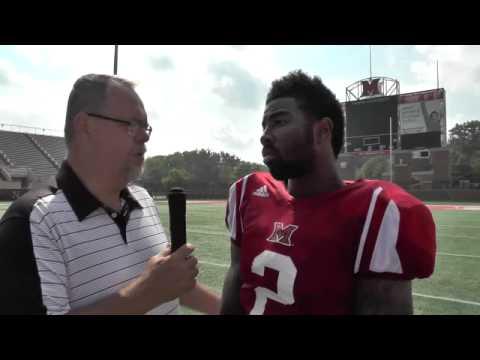 Quinten Rollins Interview 8/19/2014 video.