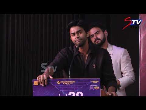 Chennai 2 Singapore Movie Director Abbas Akbar emotional speech @ Sangu Chakkaram movie pressmeet