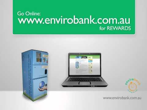 Envirobank, Recycling That Pays