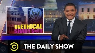 Video House Republicans Grapple with Backlash on Ethics Vote: The Daily Show MP3, 3GP, MP4, WEBM, AVI, FLV November 2018