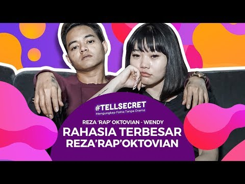Download Video Bongkar Rahasia Reza 'RAP' Oktovian Yang Wendy Belum Tau #TellSecret