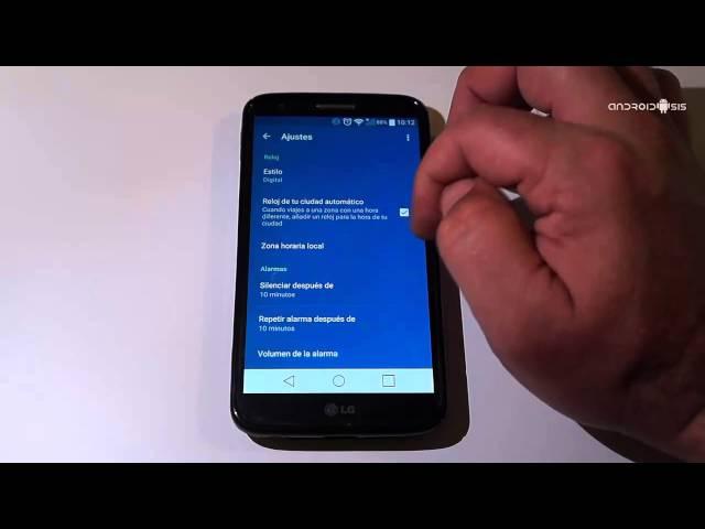 [APK] Cómo instalar el Reloj de Android M en Kit Kat y Lollipop