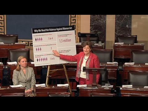 SHAHEEN CONTINUES CALL FOR SWIFT PASSAGE OF VIOLENCE AGAINST WOMEN ACT