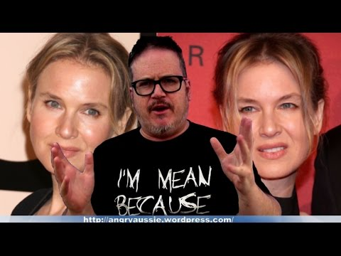 WAINGAFAT - A rational voice on the topic: Nothing is wrong with Renee Zellweger's face. There's something wrong with us http://www.theguardian.com/commentisfree/2014/oc...