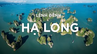 Hạ Long Bay is a UNESCO World Heritage Site and popular travel destination in Quảng Ninh Province, Vietnam.