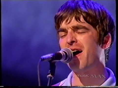 oasis on Later with Jools Holland (1995)
