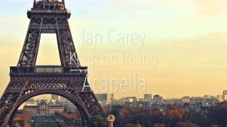Ian Carey - Keep On Rising Studio Acapella (Free Download)
