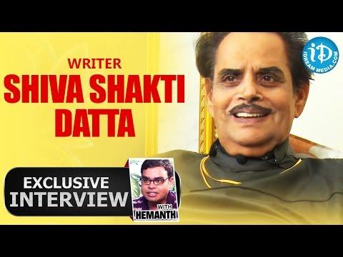 MM Keeravani Father Shiva Shakti Datta Garu Exclusive Interview || Telugu Movie Lyricist