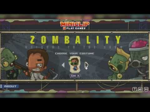 Zombality - Game Walkthrough Thumbnail