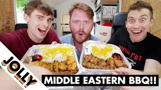 Video Middle Eastern Food With the Arab Englishman! MP3, 3GP, MP4, WEBM, AVI, FLV Mei 2019