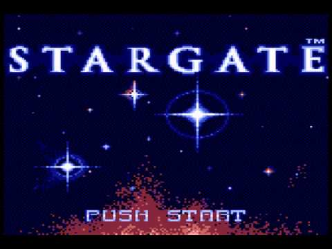 Stargate Game Boy