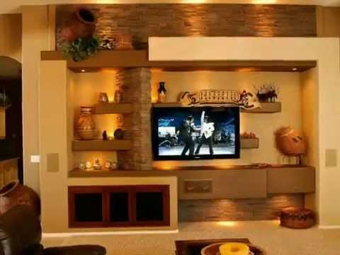 Modern Tv Unit Design For Living Room - Home Design Ideas