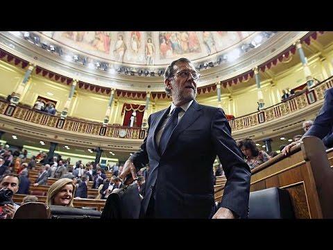 Ισπανία: Οι Σοσιαλιστές καταψήφισαν τον Ραχόι στην πρώτη ψηφοφορία – world