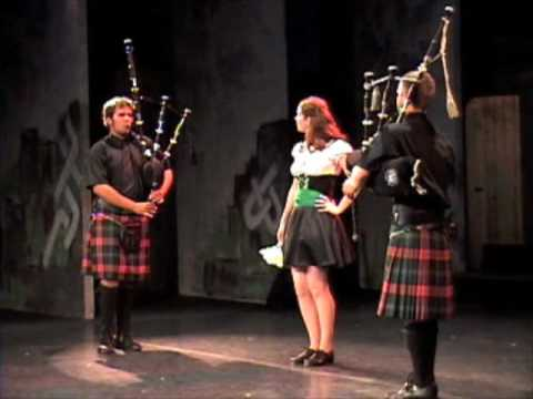 bagpipes - Come and see the College of PIping and Celtic Performing Arts Summer show for 2009. Highland Storm - the Gael is perhaps their best show yet! Its playing Tue...