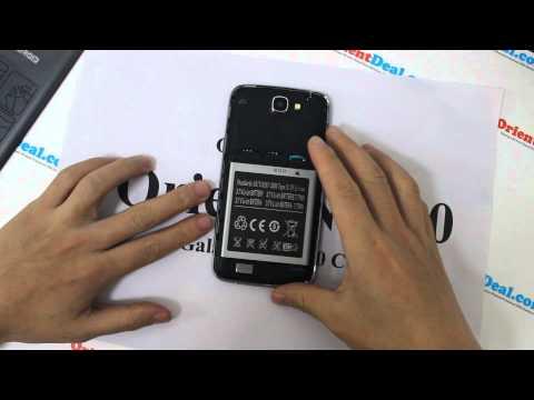 Samsung Galaxy S4 Clone - I9500 - Orient N9500 - Dual SIM Card - 2pcs Battery - OrientDeal.com