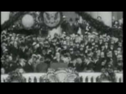 FDR's First Inaugural Speech: Nothing to fear