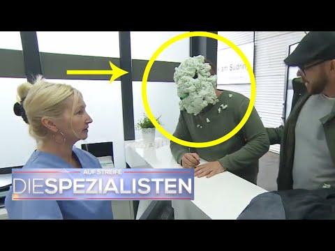 Bauschaum explodiert in's Gesicht!   Die Spezialisten   SAT.1